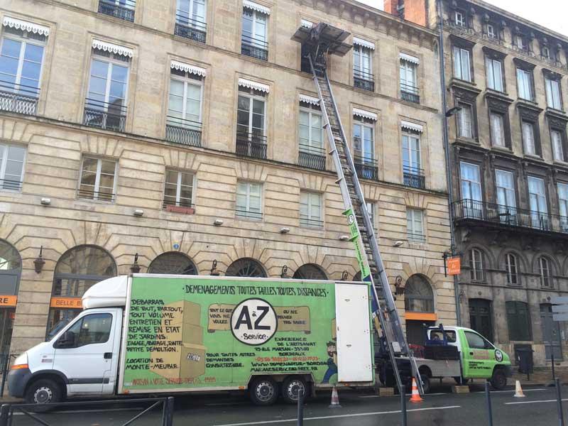 Déménagement à Bordeaux